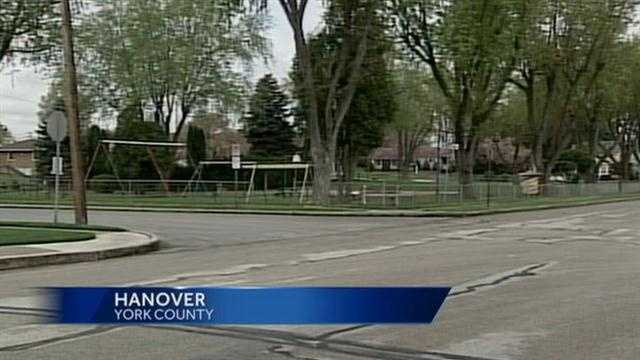 Hanover attempted child luring