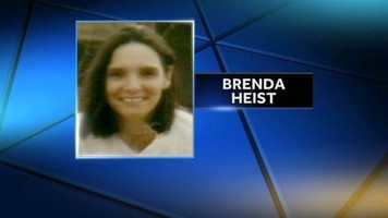 Heist disappeared in Feb. 2002. She was last seen dropping her children off at school.