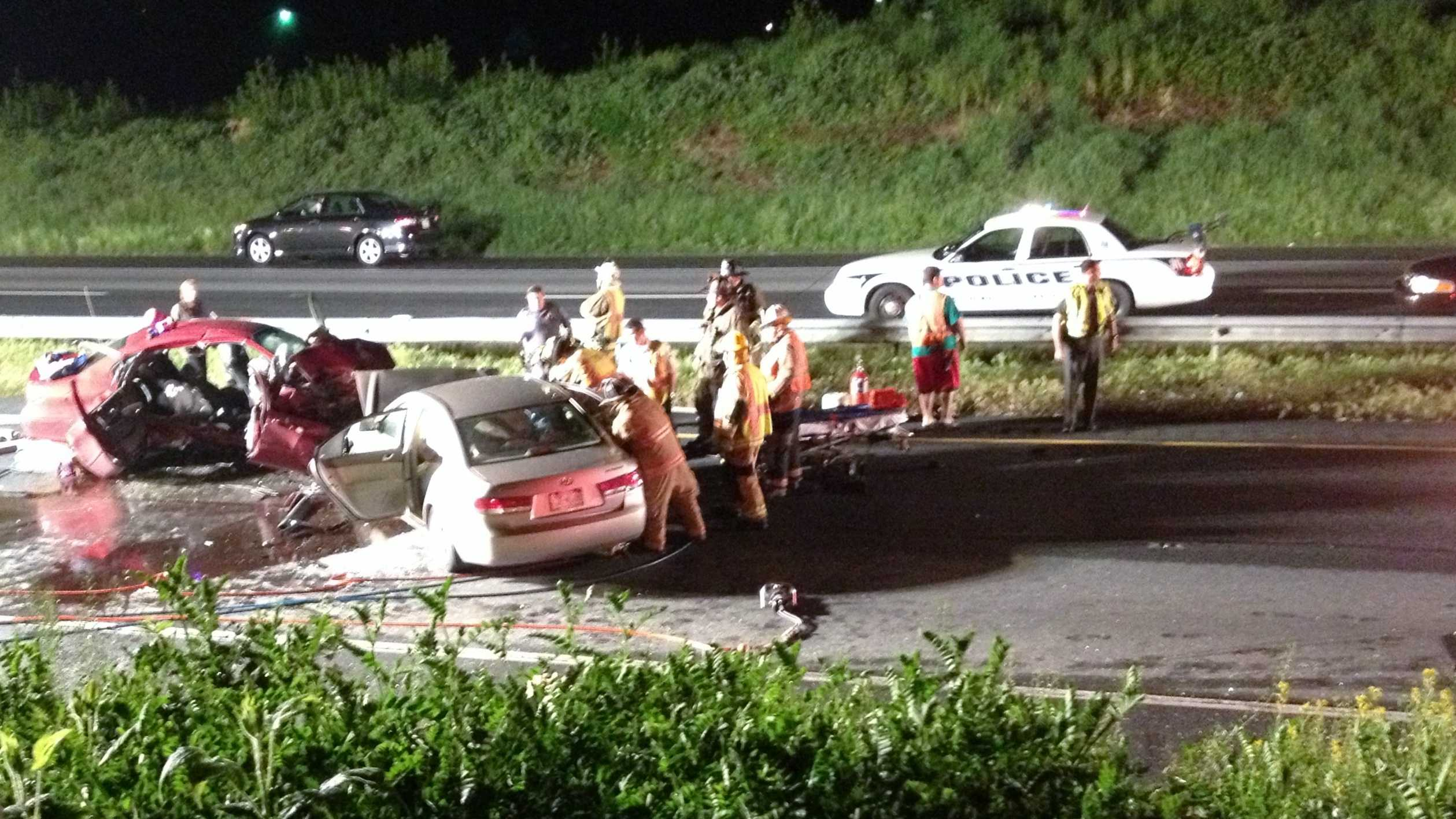 Rt 30 fatal crash