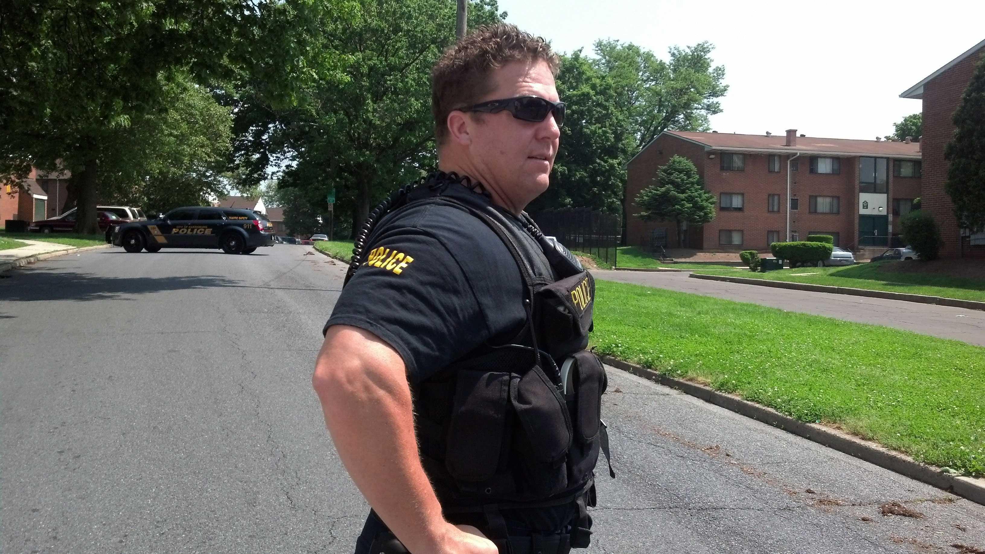 5.21 Harrisburg police