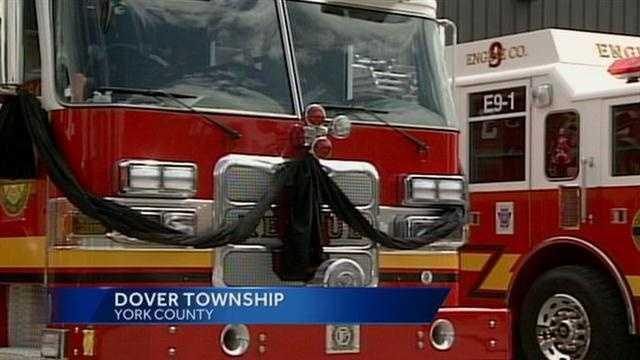 6.3 Dover Township firefighter killed