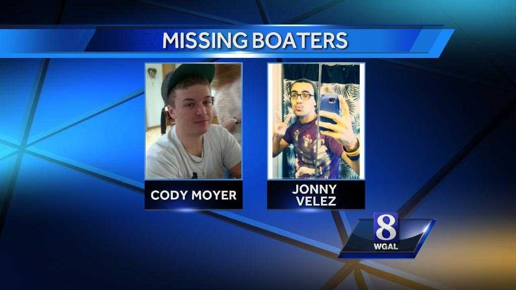 6.3 missing boaters