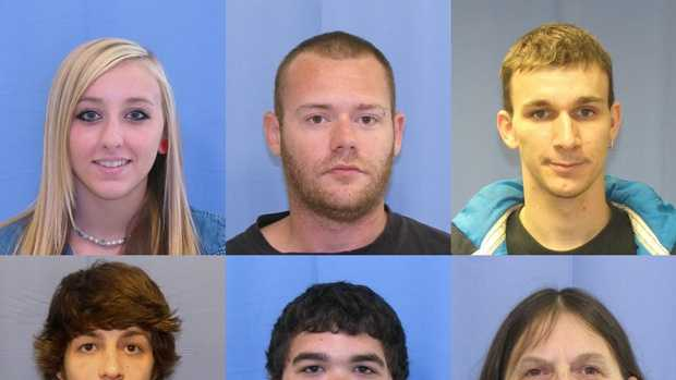 June 5: A drug investigation in Marietta results in 20 arrest warrants. Click through to see the suspects and what they are accused of. Please note, several of the accused are minors. No photos are available for them.