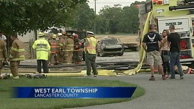 6.17 West Earl Twp. fire