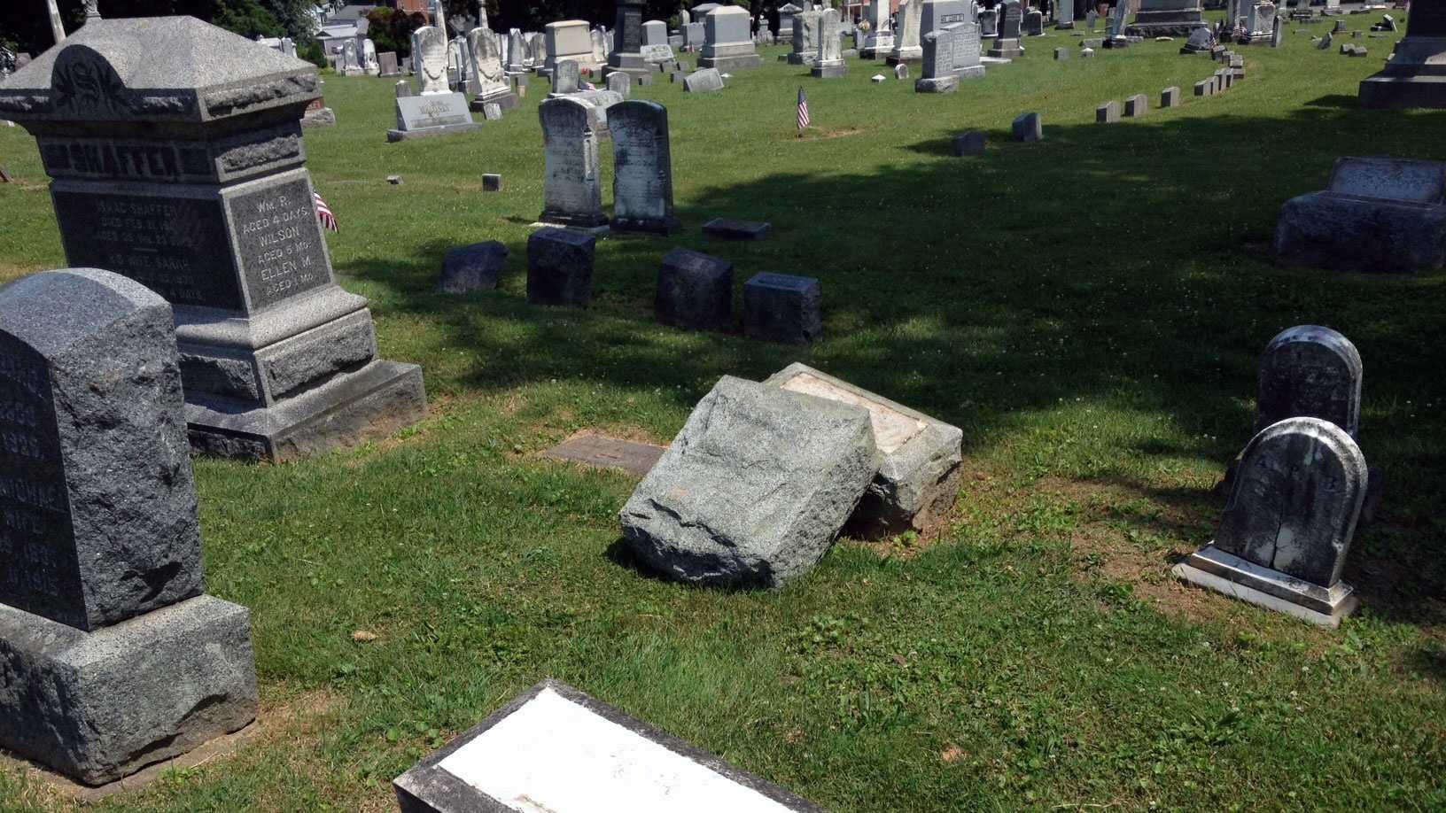6.25 gravestones