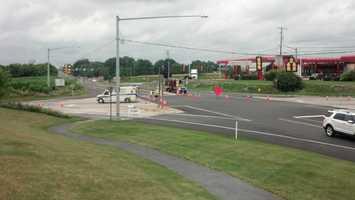 Route 230 at Esbenshade Road.