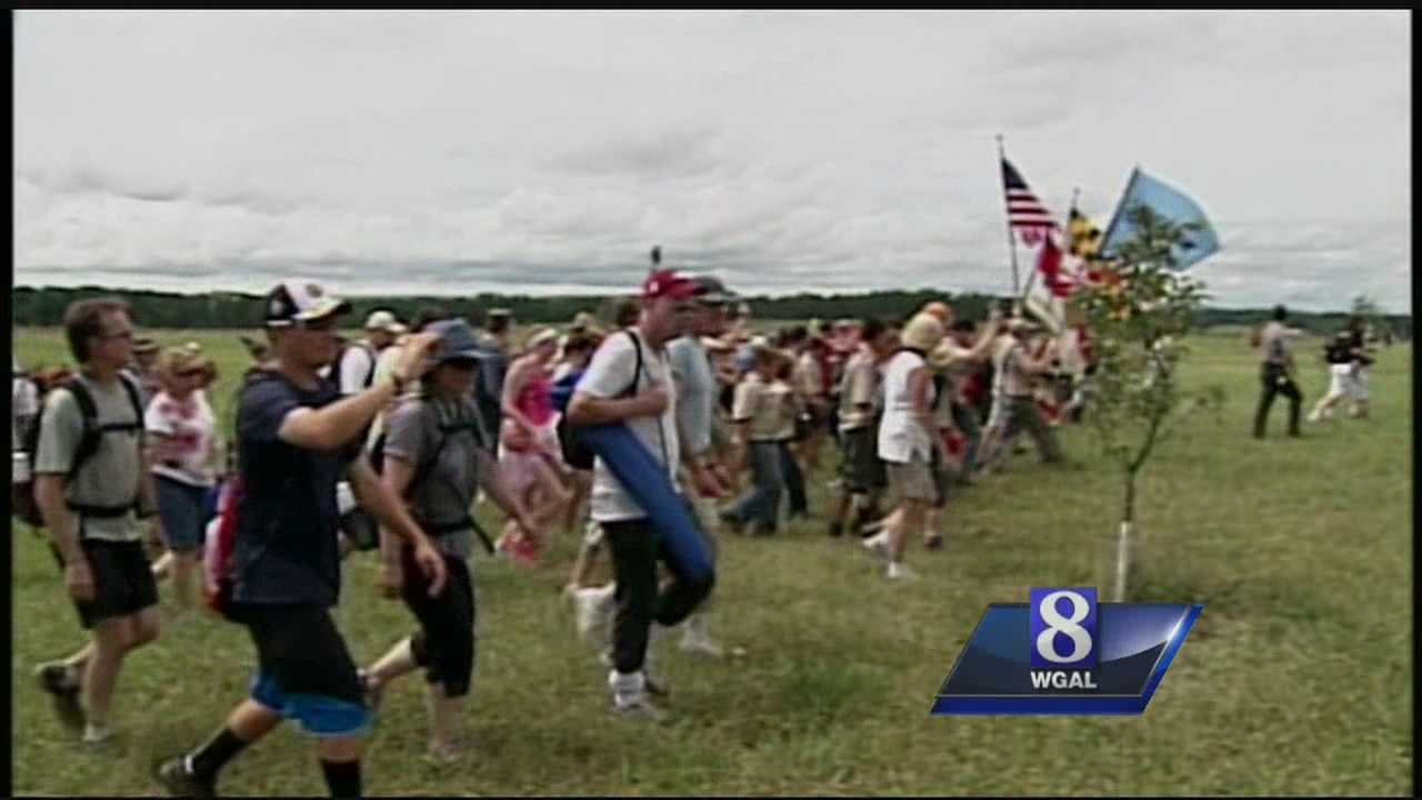 Event honors men who made and stopped Pickett's Charge