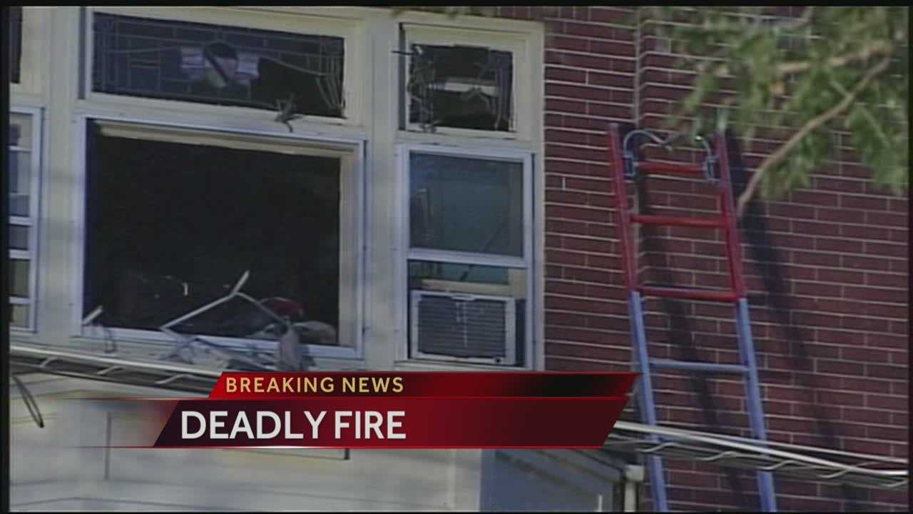 News 8 at Noon 7.3.13 noon fatal fire