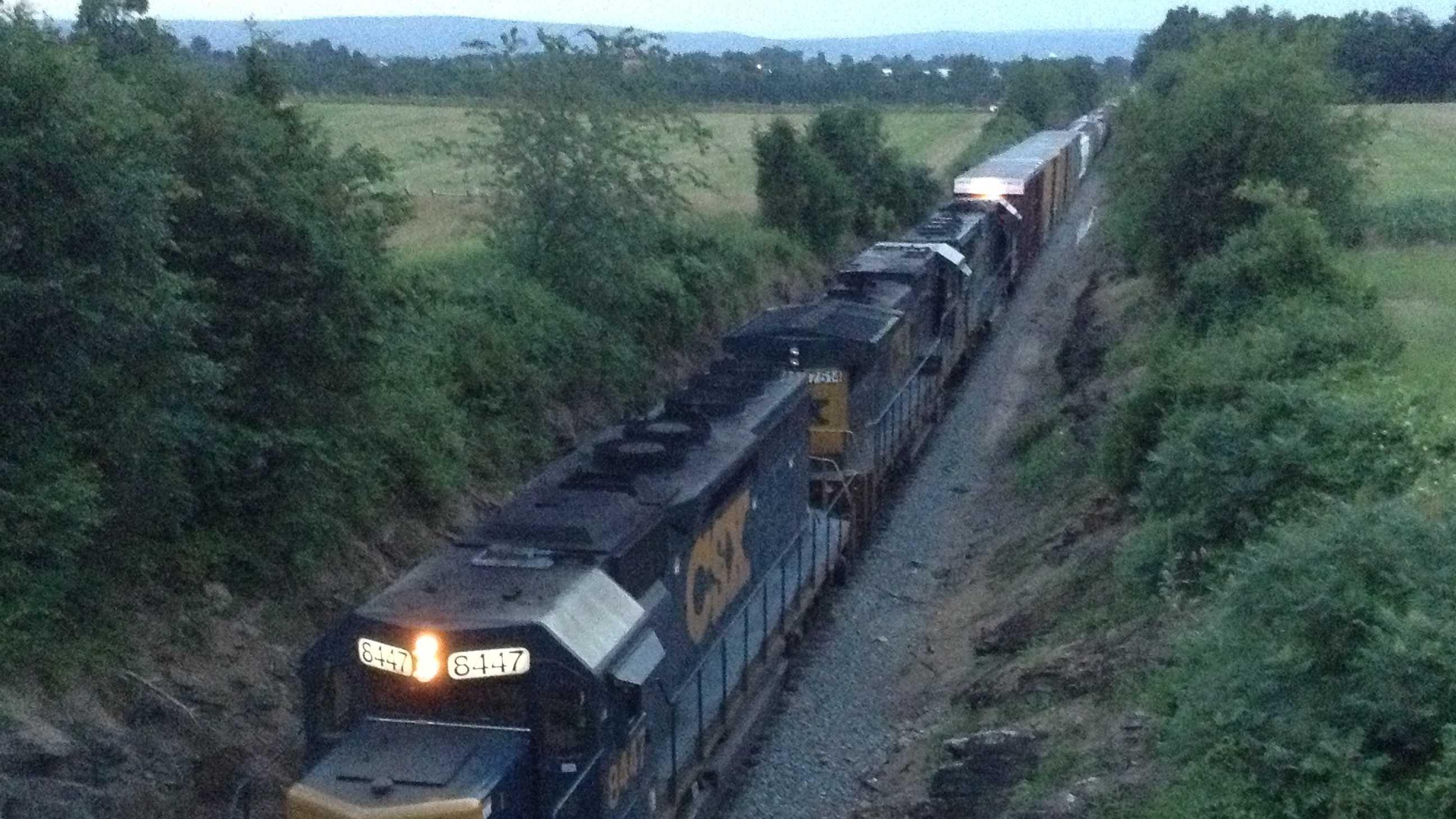 Train ax 1