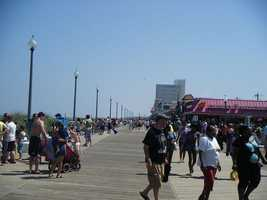 Rehoboth, DE, was another very popular pick by our Facebook fans.