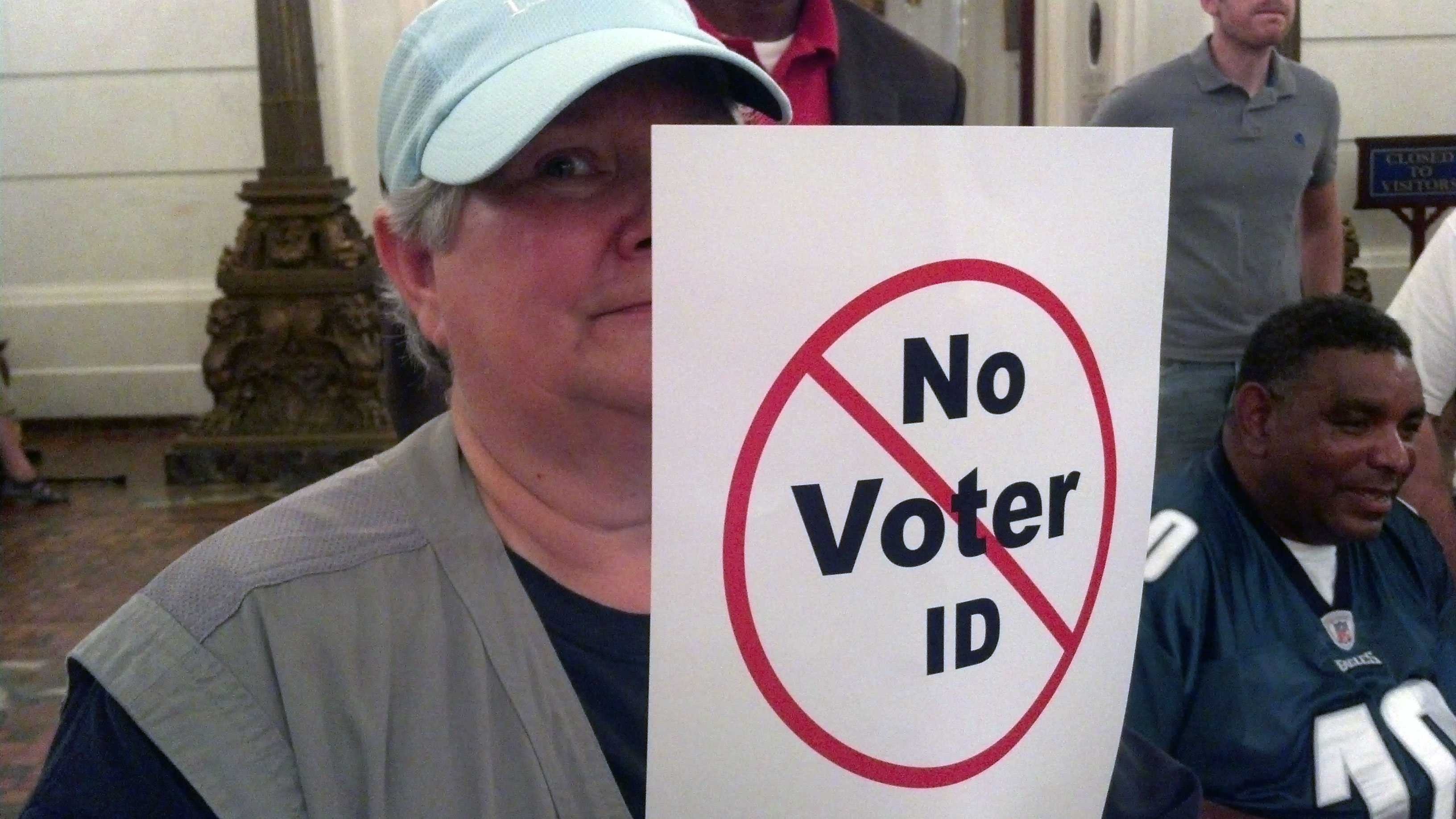 7.11 voter ID rally