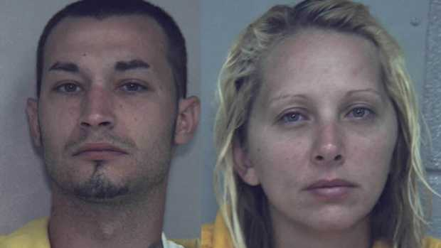 Logan Buchanan and Josie McCormick have been charged.