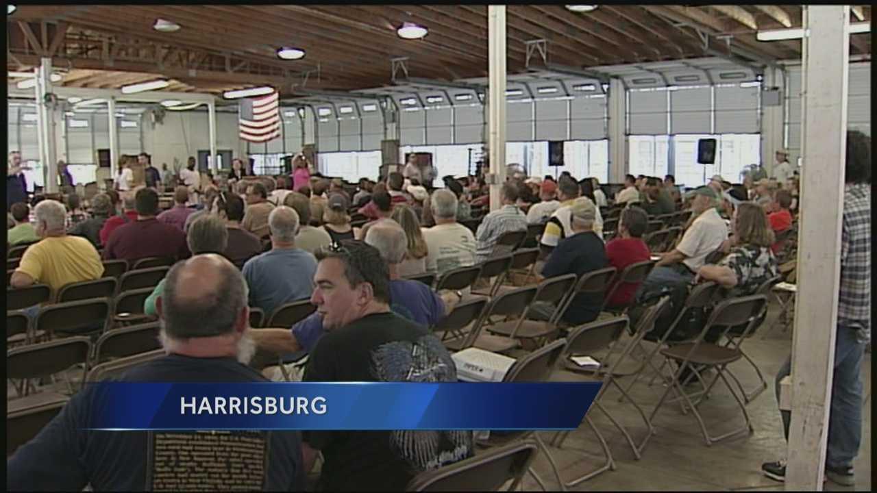 News 8 at Noon 7.22.13 harrisburg auction $3.6 million