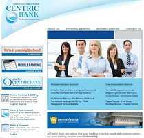 Centric Bank, Harrisburg, Dauphin County.