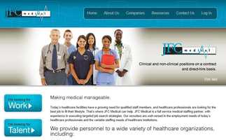 JFC Medical Company, Camp Hill, Cumberland County.