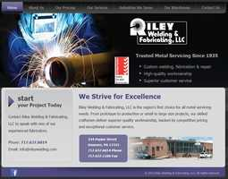 Riley Welding & Fabricating LLC, Hanover, York County.