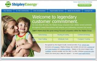 Shipley Energy, York, York County.