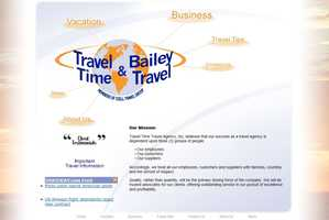Travel Time/ Bailey Travel, Lancaster, Lancaster County.