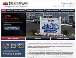Triple Crown Corporation,Harrisburg, Dauphin County.