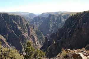 Black Canyon of the Gunnison National Park– Colorado: $5,900,000