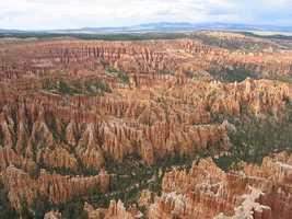 Bryce Canyon National Park– Utah: $33,700,000