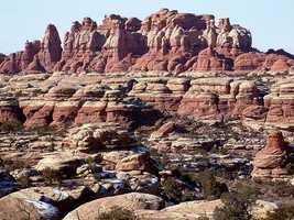 Canyonlands National Park– Utah: $26,800,000
