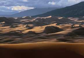 Great Sand Dunes National Park– Colorado: $8,300,000