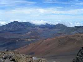 Haleakalā National Park– Hawaii: $20,800,000