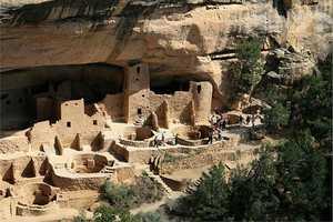 Mesa Verde National Park– Colorado: $55,600,000