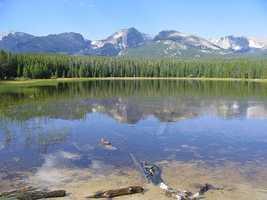Rocky Mountain National Park– Colorado: $91,400,000