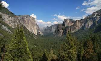 Yosemite National Park– California: $495,200,000.