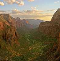 Zion National Park– Utah: $59,600,000