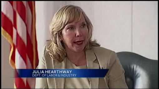 Julia Hearthway