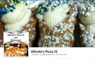 Alfredo's Pizza II, Hanover
