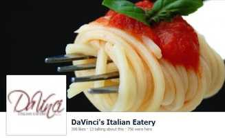 Davinci Italian Eatery, Mechanicsburg