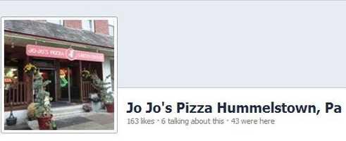 Jo-Jo's Pizza, Hummelstown