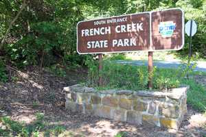 French Creek State Park in Berks County is the largest block of contiguous forest between Washington, D.C. and New York City.