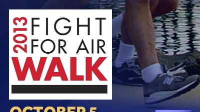 American Lung Association Fight For Air Walk