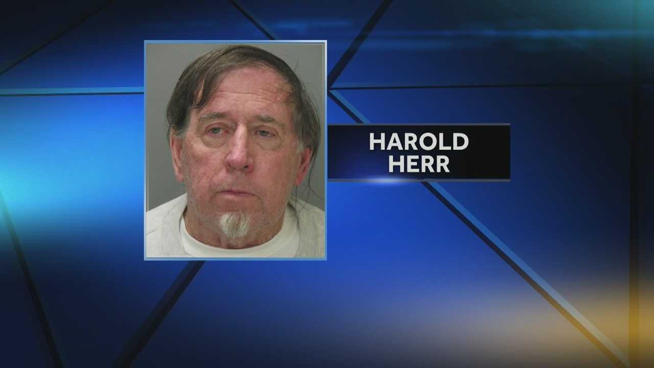 8.28 Harold Herr sentencing