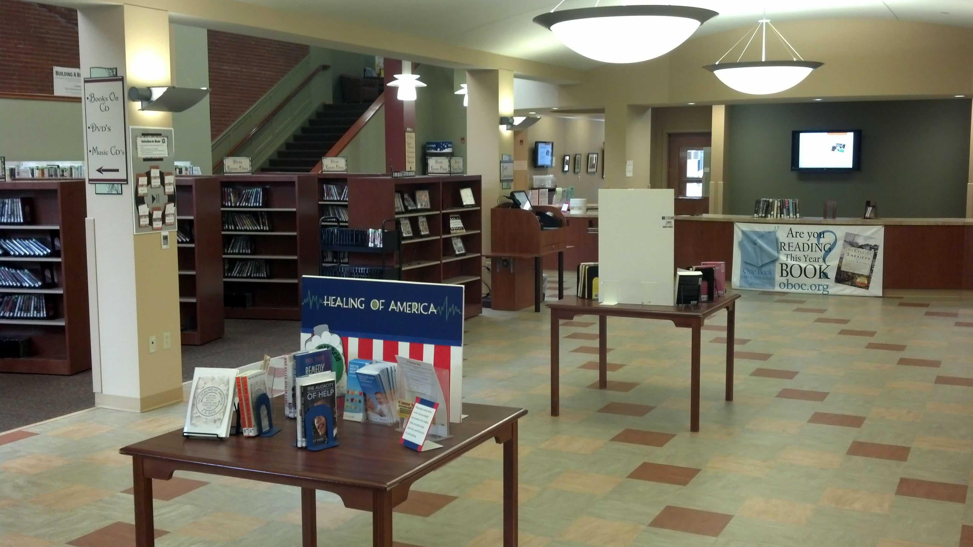 8.29 Bosler Memorial Library