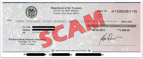 By law, banks have to make funds from deposited checks available within days, but uncovering a fake check can take weeks. You're responsible for the checks you deposit: If a check turns out to be a fake, you're responsible for paying back the bank. No matter how convincing the story, someone who overpays with a check is almost certainly a scam artist.