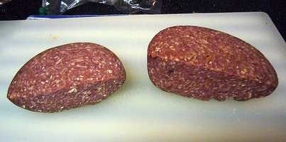 What would any Pa. food list be without this local staple - Lebanon bologna.