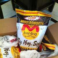 Middleswarth barbecue chips
