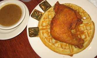 If Facebook is any indication, there are a lot of chicken and waffle fans in the Susquehanna Valley.
