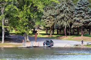 A fishing license is required for people age 16 and older.