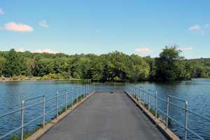 The lake is designated as a big bass lake and specific regulations apply.