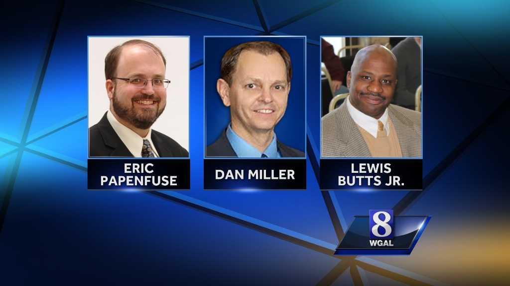 10.3 Harrisburg mayoral candidates