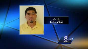 Friday, Oct. 4: A 46-year-old Columbia man is accused of sexually assaulting an 8-year-old girl in August, according to police. The girl's mother contacted police, alleging Luis Galvez had sexually assaulted her daughter two times at his home, police said. At the time, Galvez' wife was the victim's babysitter, they said. Galvez is charged with two counts of involuntary deviate sexual intercourse, one count of unlawful contact with a minor, four counts of indecent assault and one count of corruption of minors. He is free on bail.