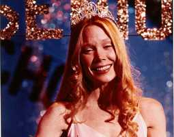 Carrie - Movies based on Stephen King movies seem to be hit-or-miss. Carrie, starring Sissy Spacek, was definitely a horror hit.
