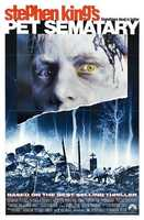 Pet Sematary - another scary book AND scary movie from the mind of Stephen King.